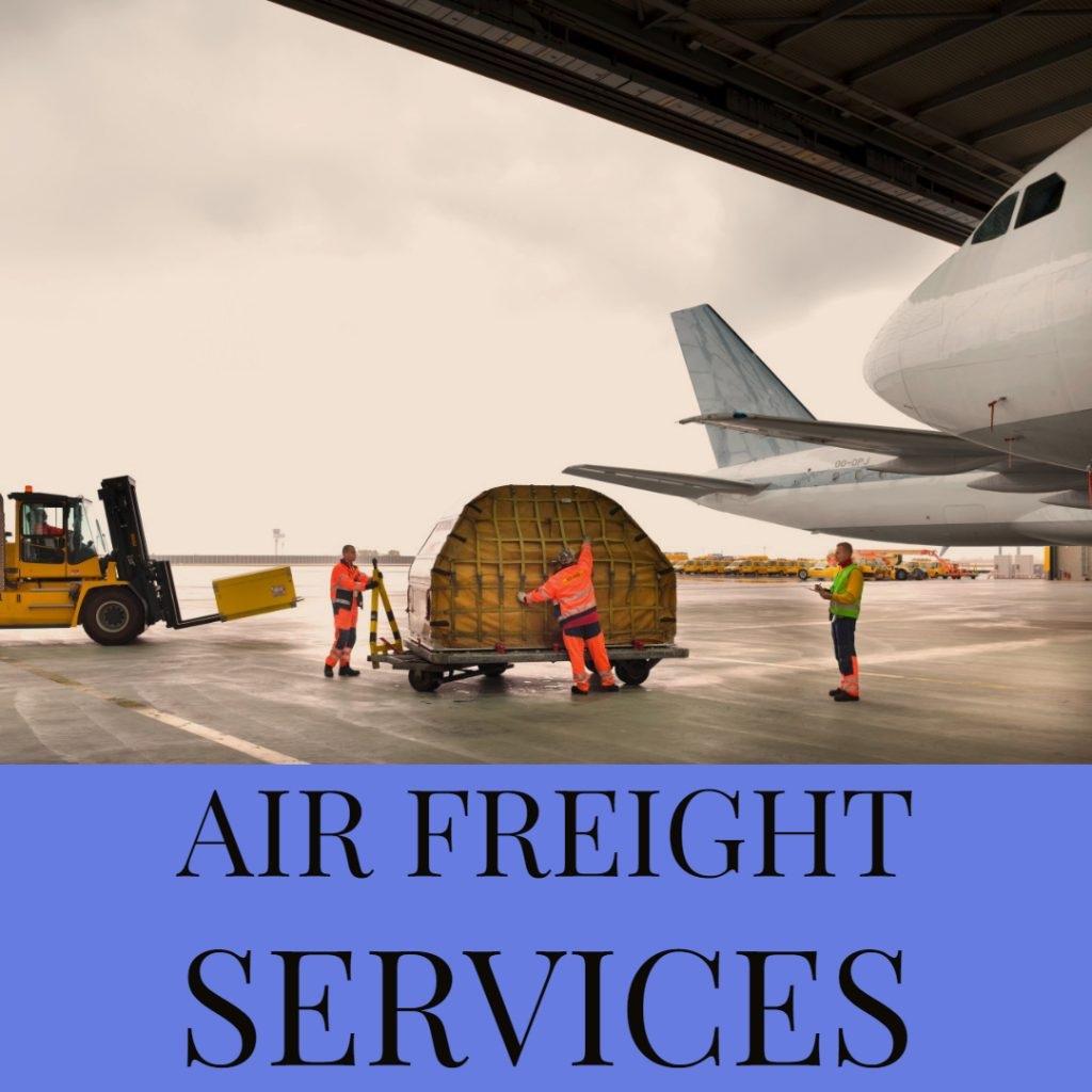 Best Air Freight Shipping Services in Dubai & UAE
