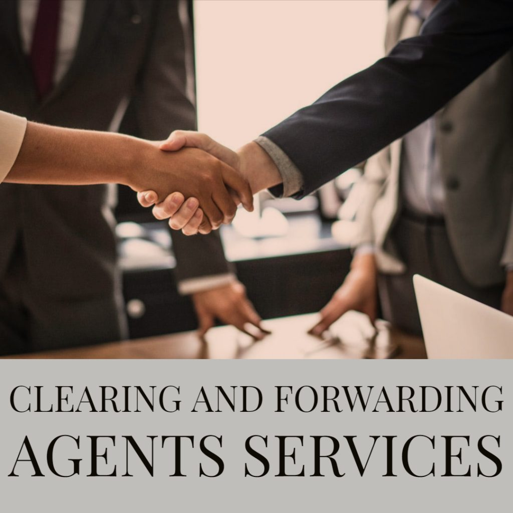 Clearing and Forwarding Agents Services in Duabi & UAE