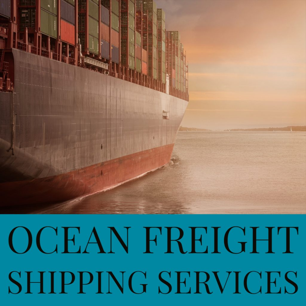 ocean freight shipping services in dubai and uae