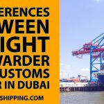 5 Differences Between Freight Forwarder and Customs Broker in Dubai